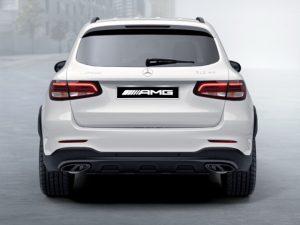 AMG обвес Mercedes GLC под Night-пакет