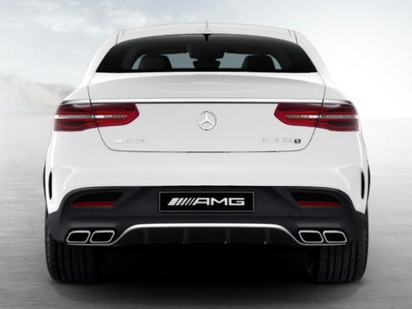 AMG обвес Mercedes GLE