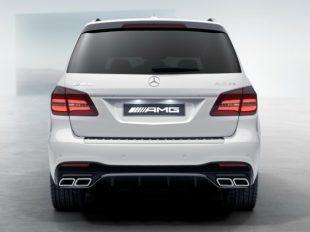 AMG обвес Mercedes GLS