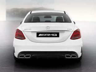 AMG 6.3 обвес Mercedes C класс