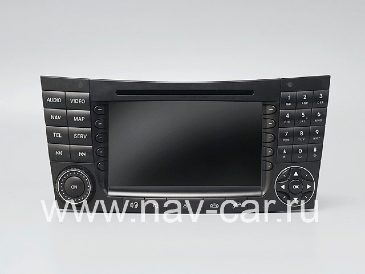 Comand NTG 1 Mercedes E класс W211