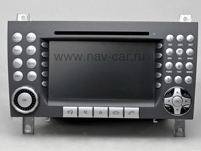 Comand NTG 1 Mercedes SLK класс W171