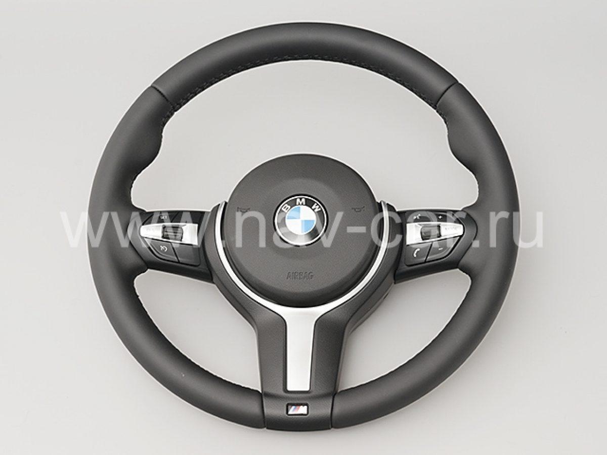 Спортивный М руль BMW 1 серия F20