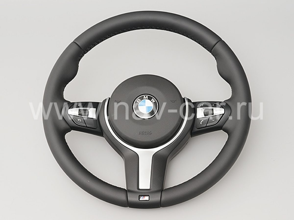 Спортивный М руль BMW 3 серия F30