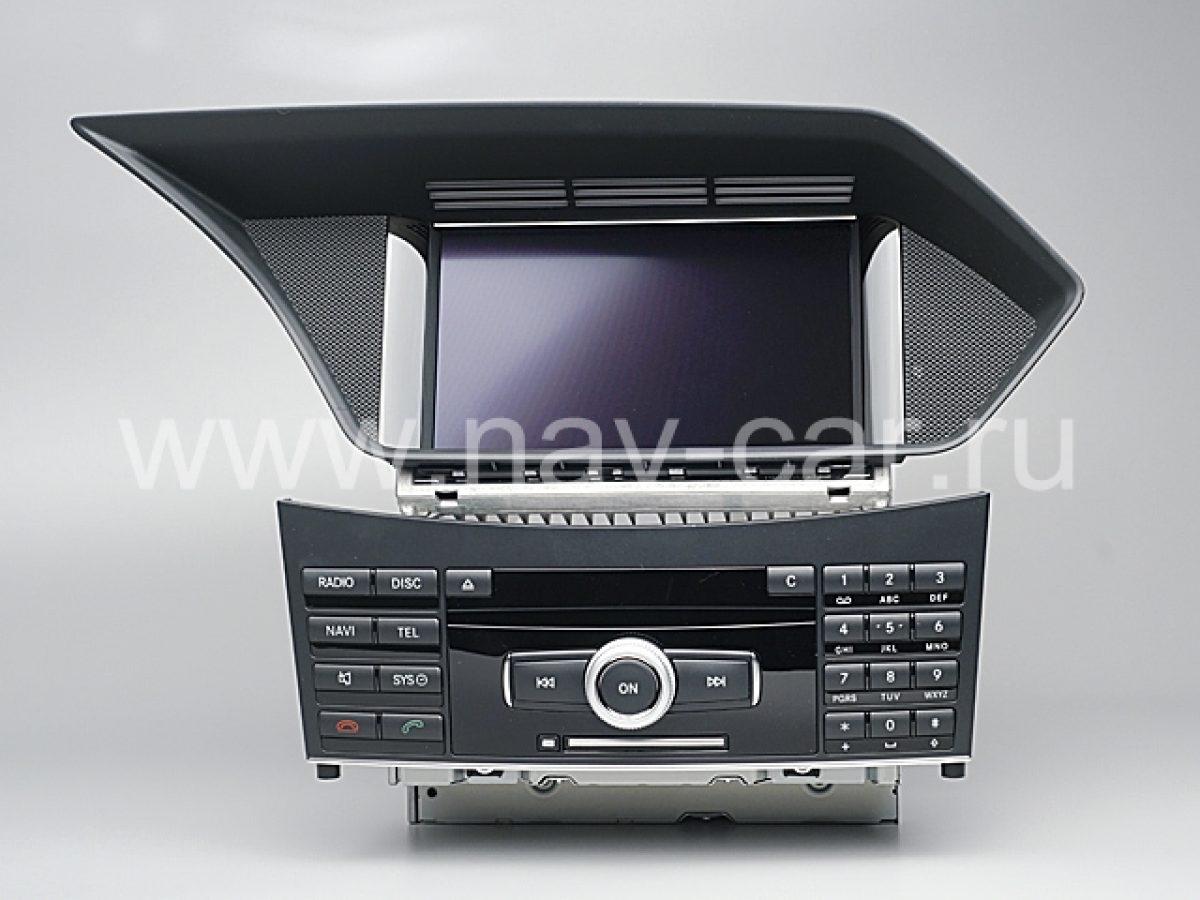 Comand NTG 4 Mercedes E класс W212 W207