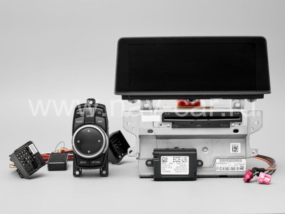 Навигация NBT BMW 3 серия F30 полный комплект