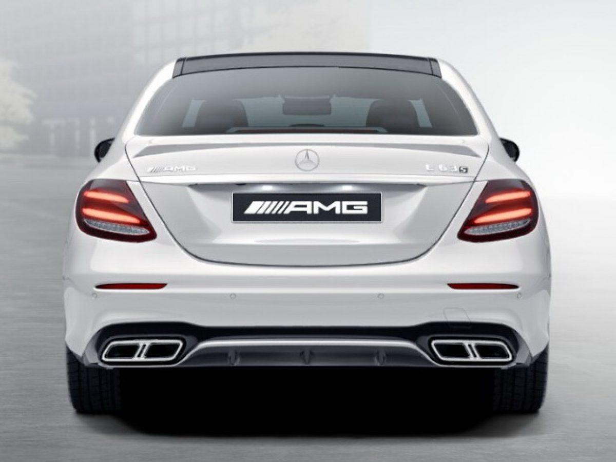 AMG 6.3 обвес Mercedes E класс