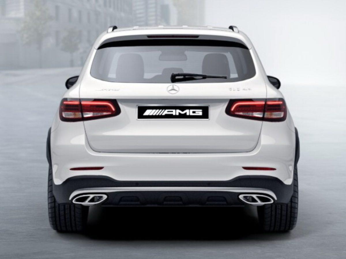 AMG обвес Mercedes GLC