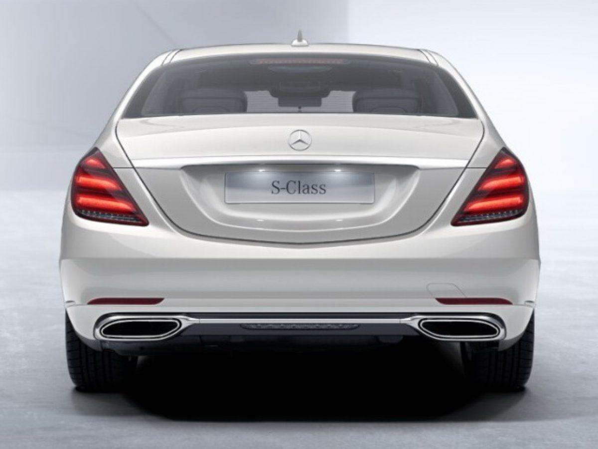 Базовое исполнение Mercedes S класс