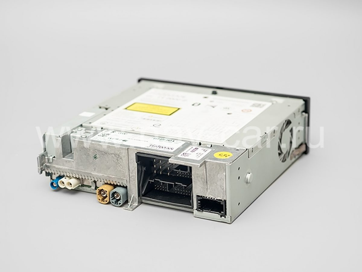 Навигация Audi A3 MMI 3G Plus