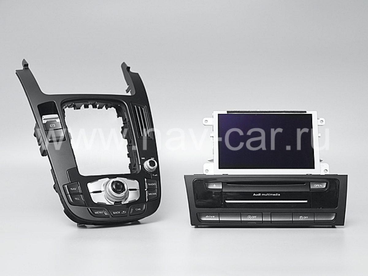 Audi A5 MMI 3G