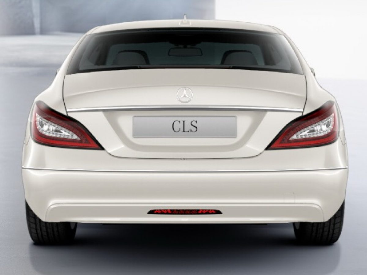 Базовое исполнение Mercedes CLS