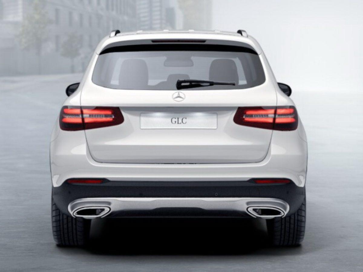 Базовое исполнение Mercedes GLC