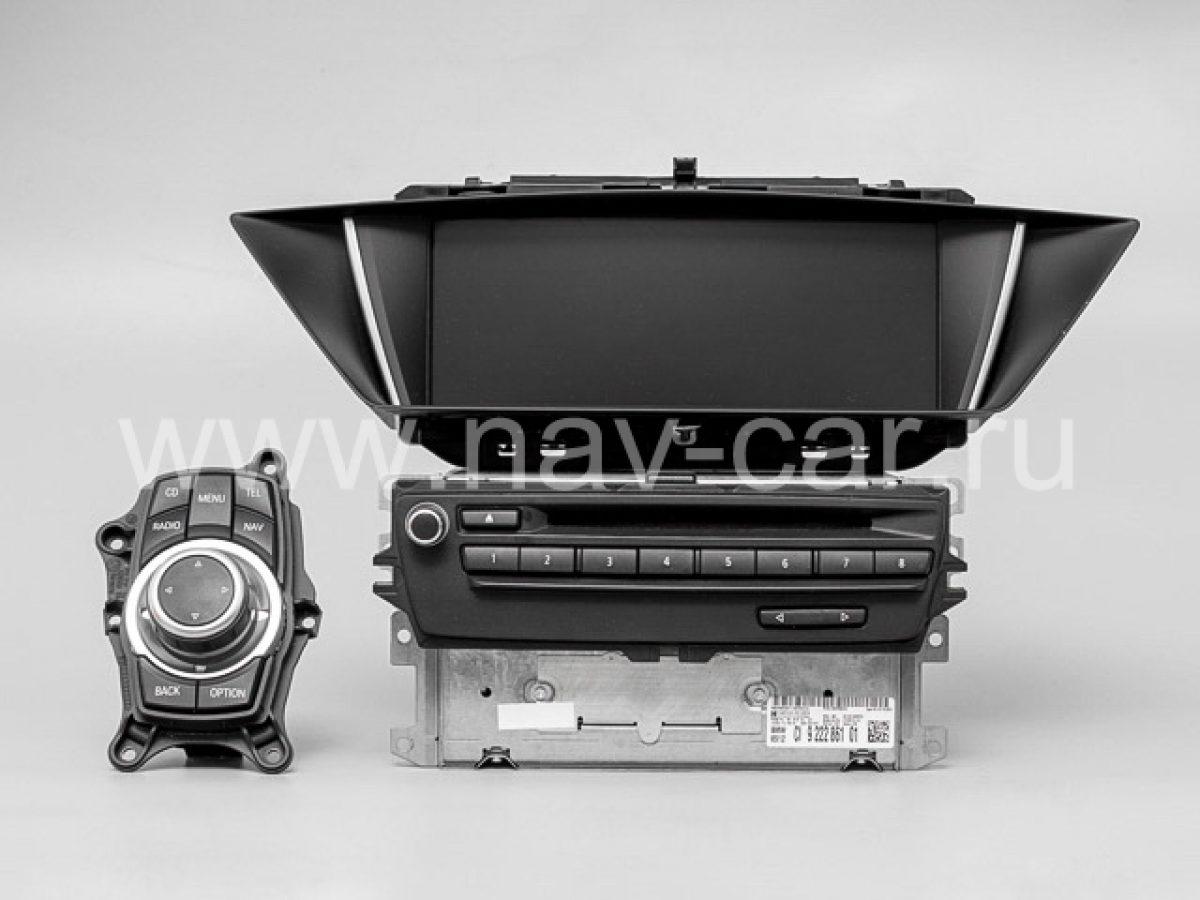Навигация CIC BMW X1 E84 Рестайлинг
