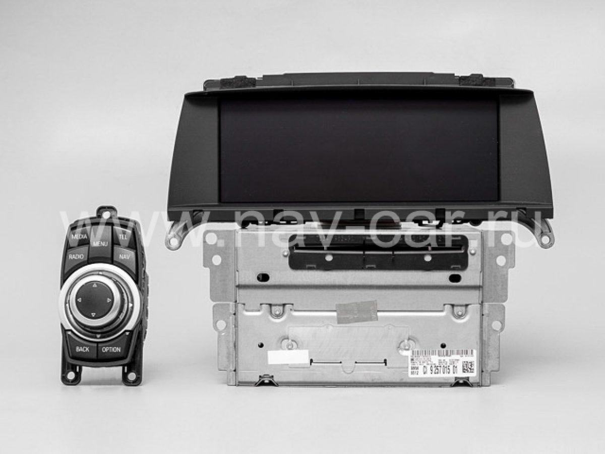 Навигация CIC BMW X3 F25