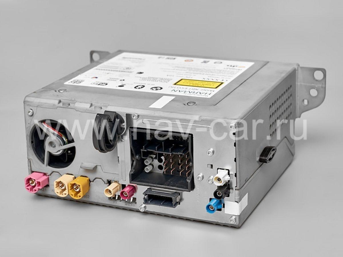Навигация NBT EVO id4 BMW 3 серия F30 c GPS-антенной