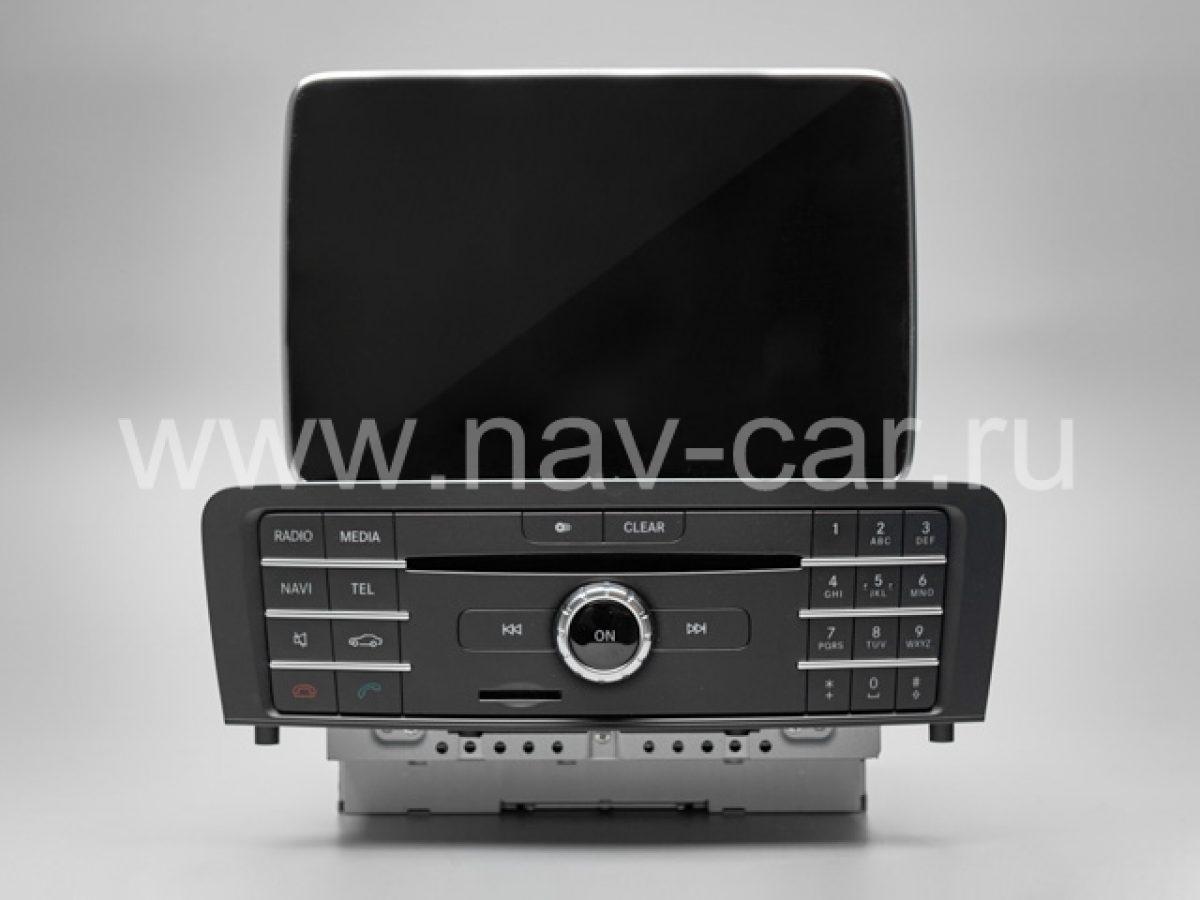 Comand Online NTG 5.1 Mercedes W176 с чейнджером
