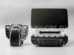 Comand Online NTG 5 W205 Comand Online NTG 5 Mercedes C класс W205 с джойстиком
