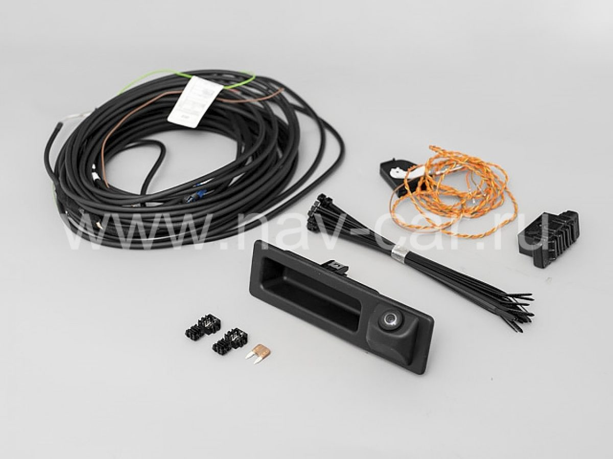 Камера заднего вида BMW X3 F25 Рестайлинг