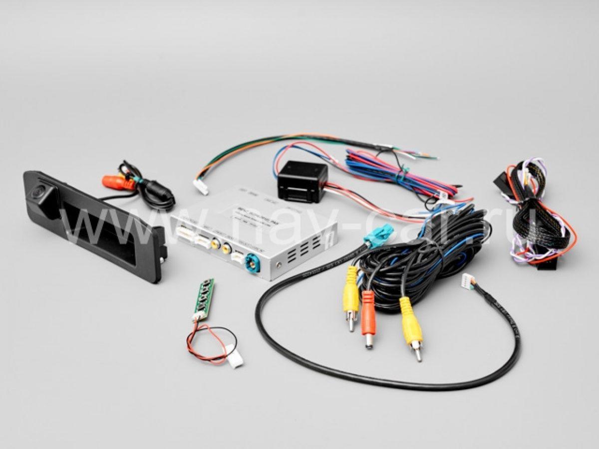 Штатная камера заднего вида Мерседес S класс W222 на Audio 20
