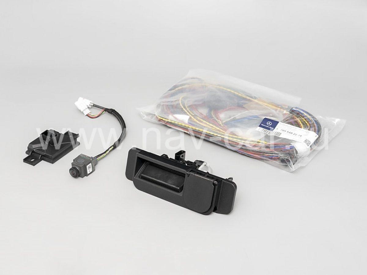 Выезжающая камера заднего вида Мерседес ML класс W166