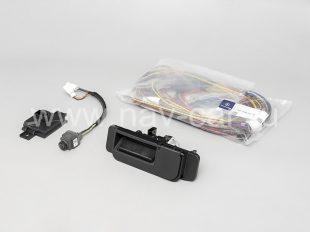 Камера заднего вида Mercedes GLE