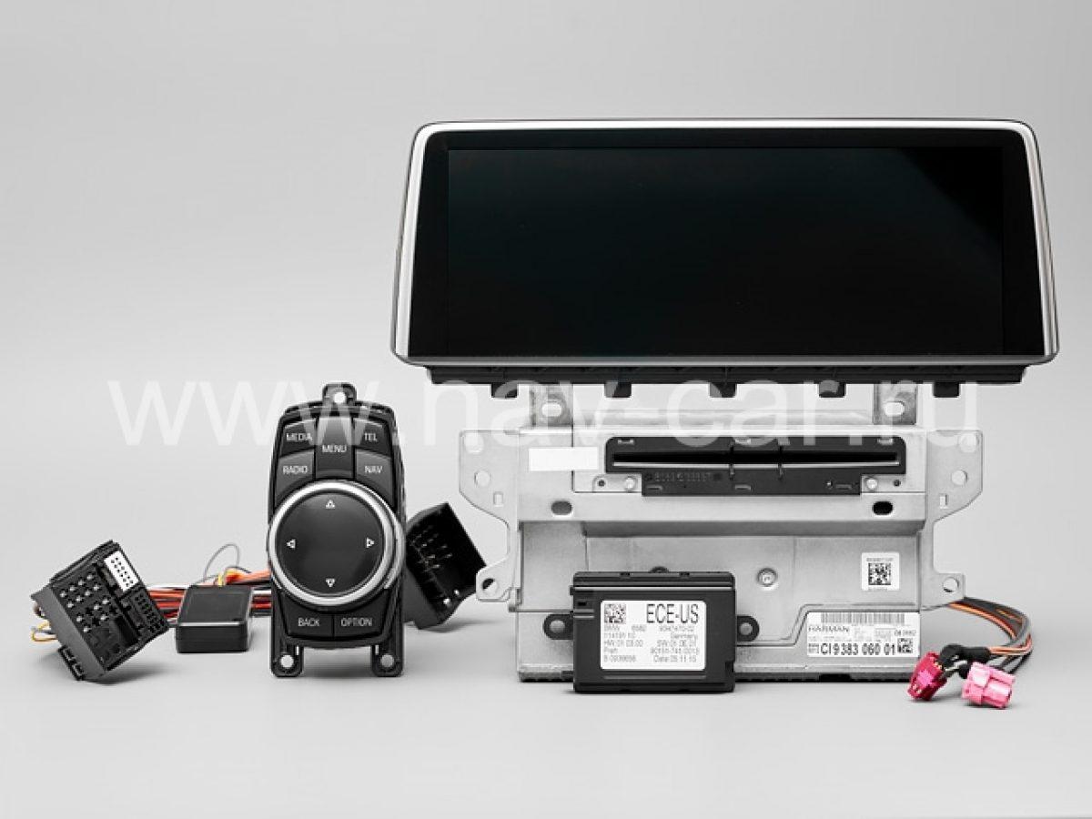 Навигация NBT BMW X6 F16 полный комплект