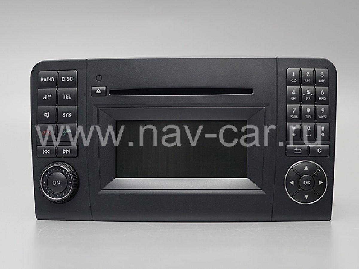 Audio 20 Mercedes ML класс W164