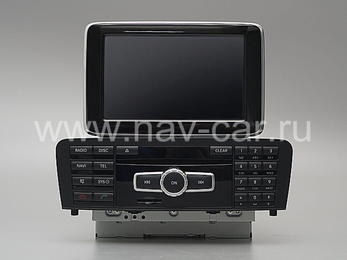 Comand Online 4.5 для Mercedes G-класс W463 Рестайлинг