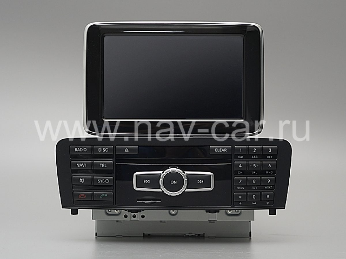 Comand Online NTG 4.5 Mercedes GLA
