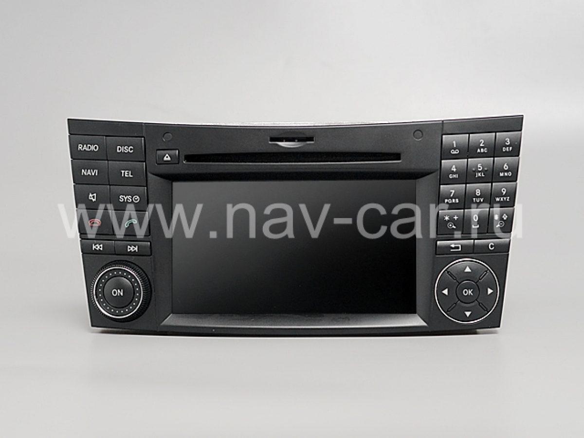 Comand ntg 2.5 Mercedes E класс W211