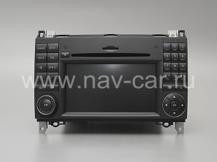 Comand NTG 2 Mercedes B-класс W245