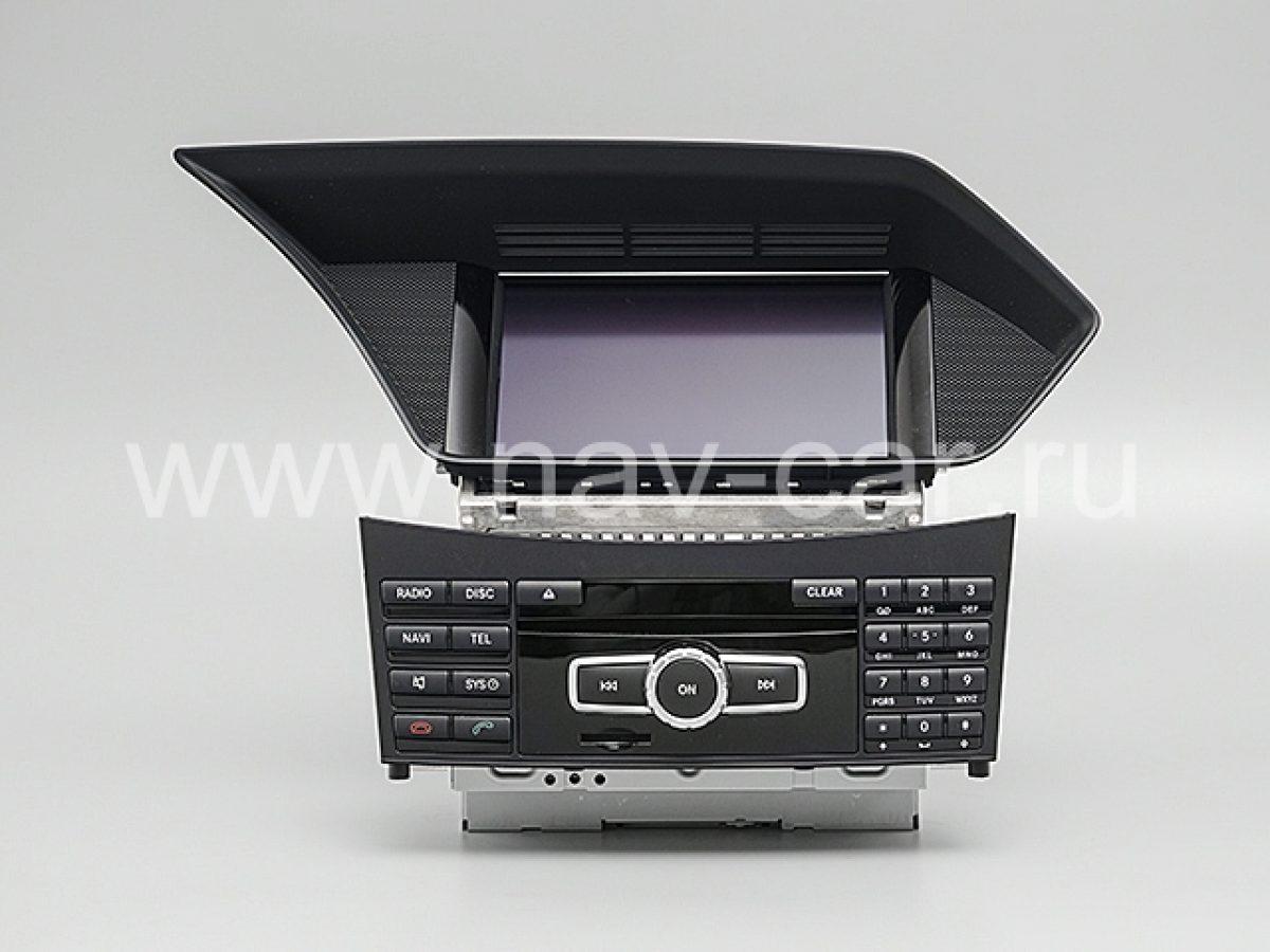 Comand Online 4.5 для Mercedes E-класс W212 W207