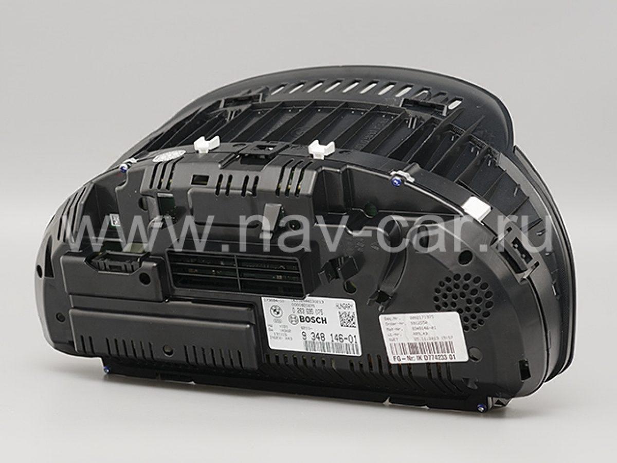 Расширенная панель приборов Black panel BMW X6 F16