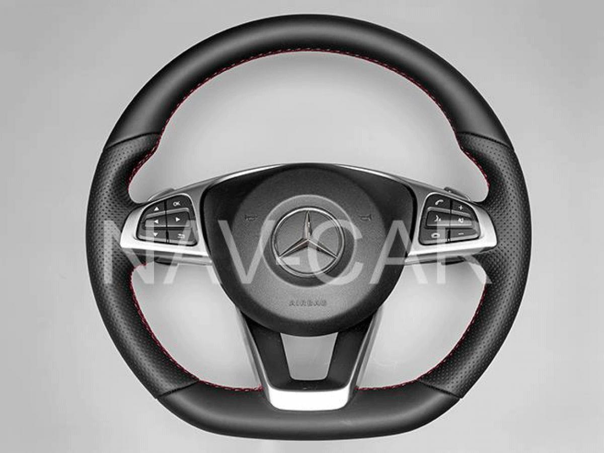 Руль AMG Mercedes W246 рестайлинг