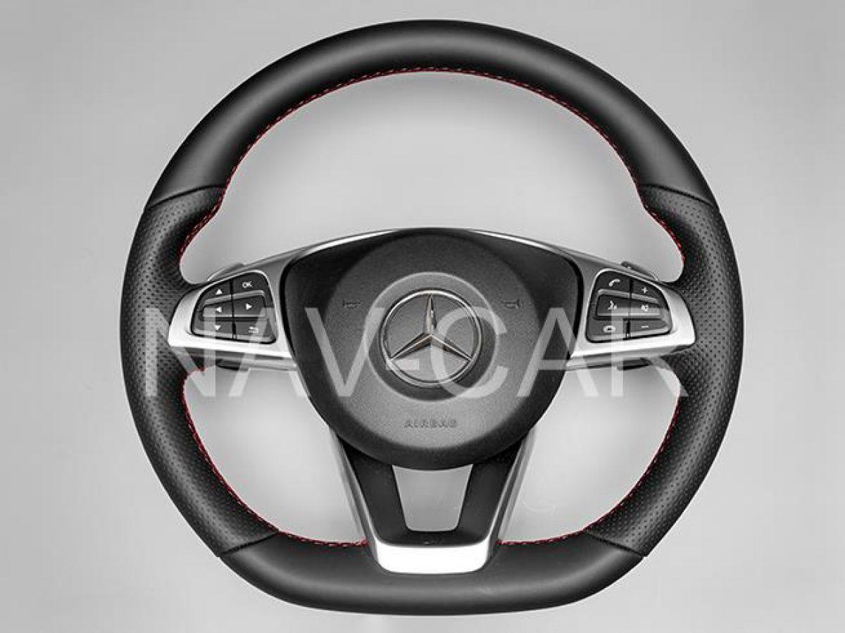 Спортивный руль AMG Mercedes GLA
