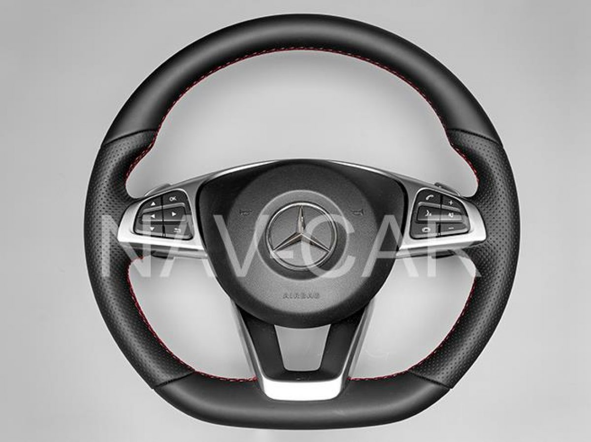 Спортивный руль AMG Mercedes GLE