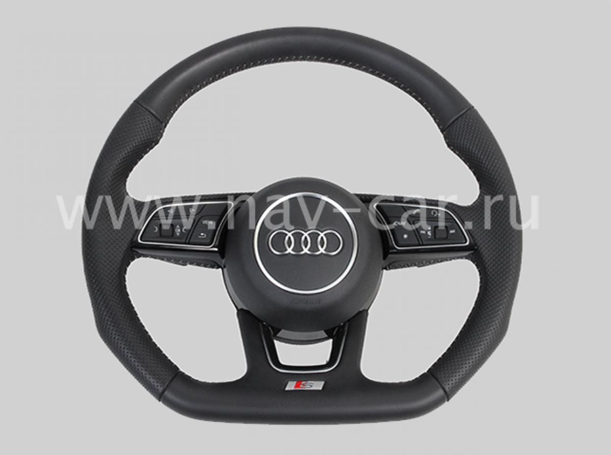 спортивный руль ауди-а5-б9