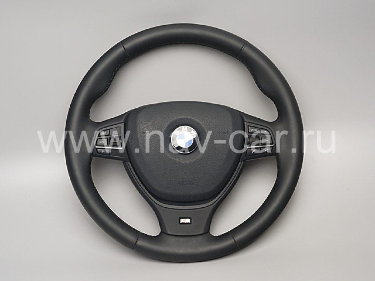 Спортивный М руль BMW 5 серия F10