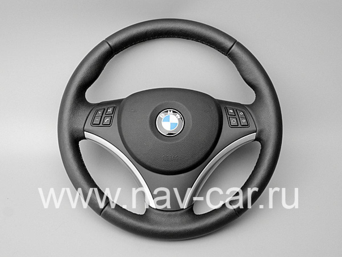 Спортивный M руль BMW X1 Е84