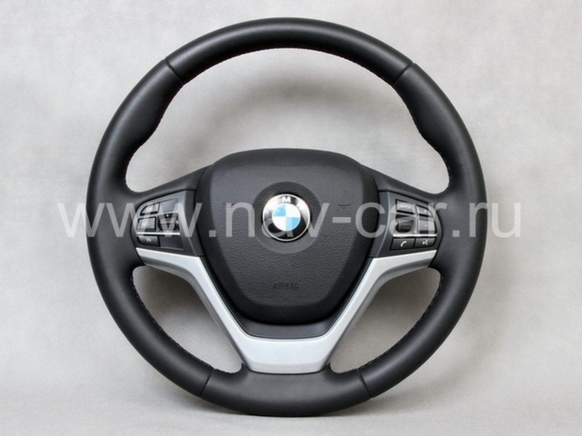 Спортивный руль BMW X4 F26