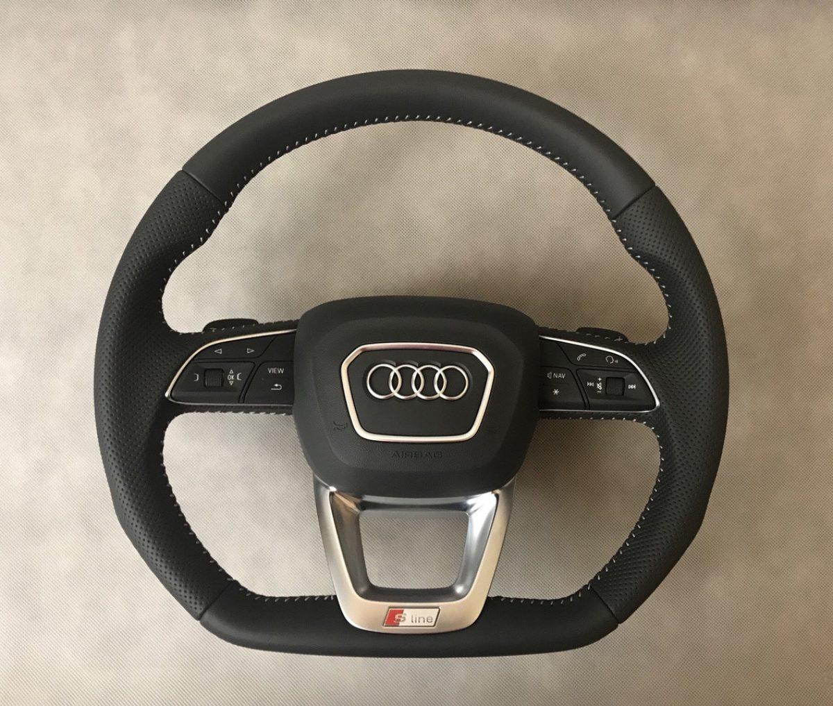 Руль ауди ку5