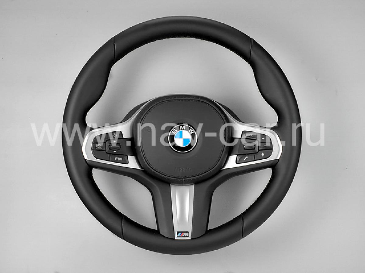 Спортивный M руль BMW G30