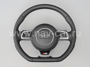 Спортивный руль S-Line Audi 2007-2012