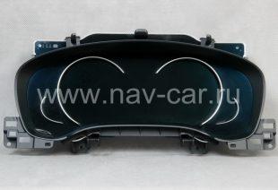 LED панель приборов BMW X3 G01