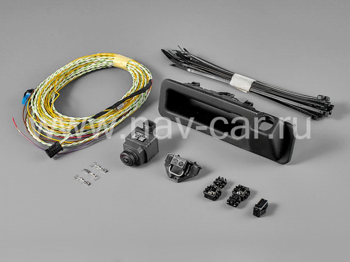 Камера BMW X3 G01