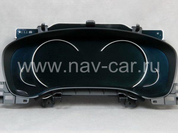 led панель приборов g30