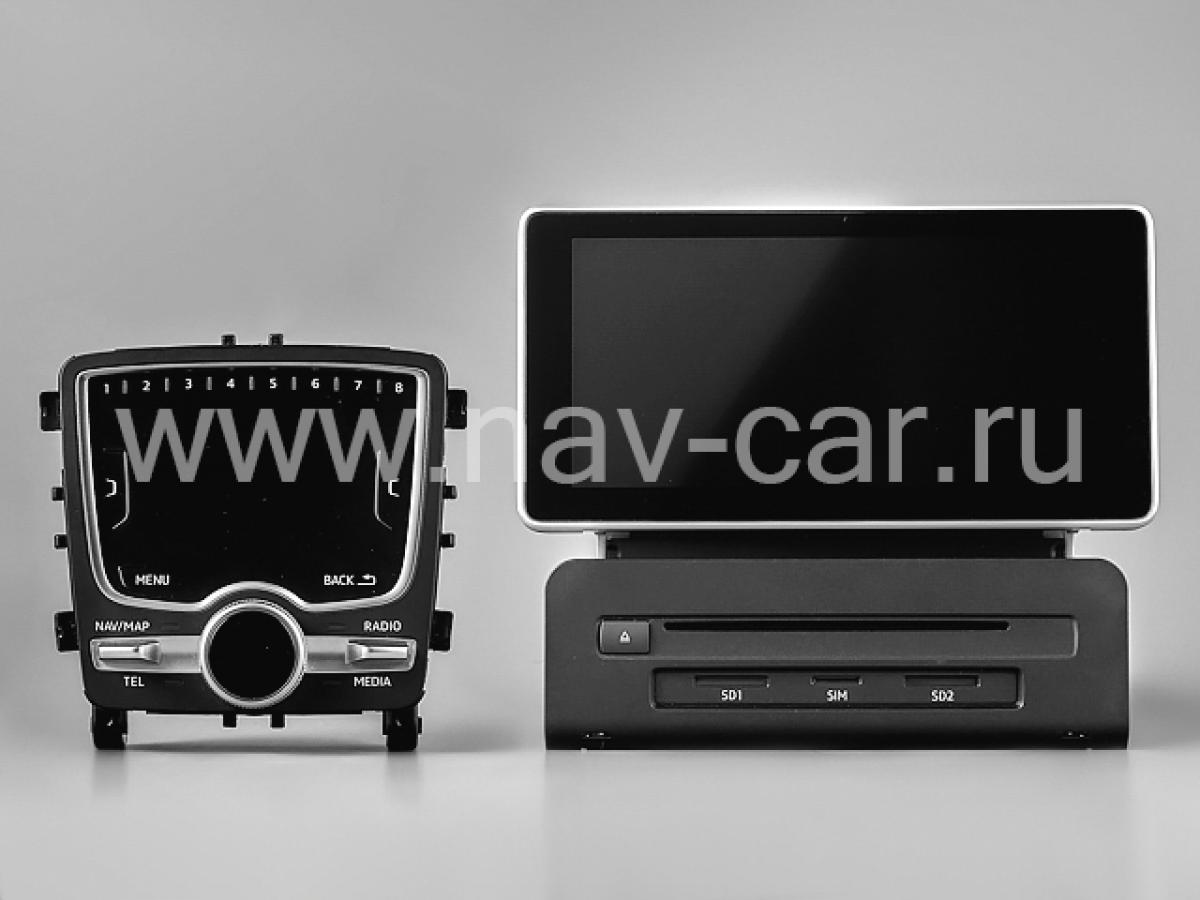 Навигация MIB2 Audi Q5 8W