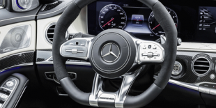 Спортивные рули AMG Mercedes