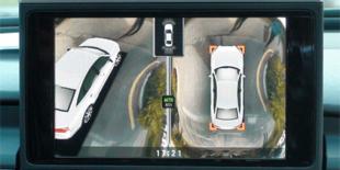 Камеры заднего вида Audi